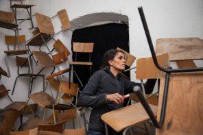 Mavi Garcia zur Ausstellung KONTINUUM @ BETONBOX