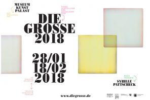 DIE GROSSE Kunstausstellung 2018