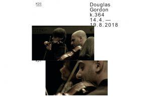 "Douglas Gordon ""k.364"" im K20"