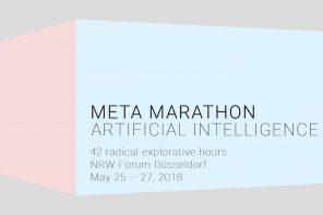Meta Marathon im NRW-Forum